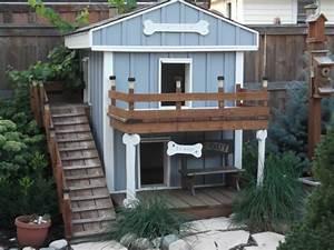 Hundehaus designs aus denen sie inspiration schopfen konnen for 2 story dog house for sale