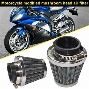 Newest Motorcycle Pod Air Filter Cleaner 35  39  42  44  48  50