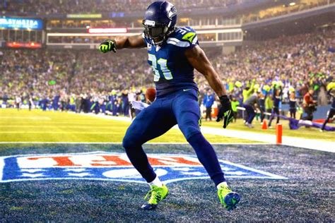 panthers  seahawks  score highlights  nfc