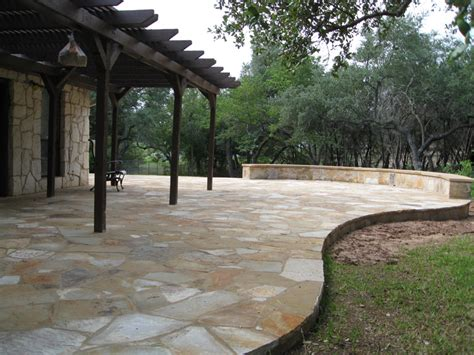 Flagstone Patio Designs by Custom Flagstone Patios Design And Build