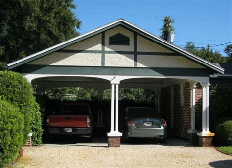 Carport Design Ideas To Beautify Facade And Bungalow