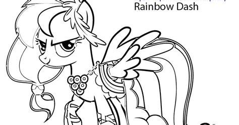 Coloring Kuda Poni by Mewarna Pony Q Warna