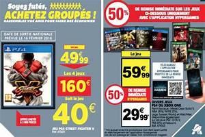 Promo Tv Auchan : auchan des jeux ps4 et xbox one 50 ~ Teatrodelosmanantiales.com Idées de Décoration