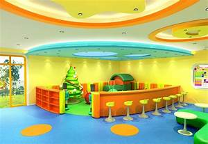 Pre-K Classroom Layout | kindergarten design playroom ...