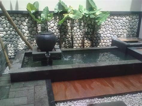 koleksi model kolam ikan minimalis  rumah sakti desain