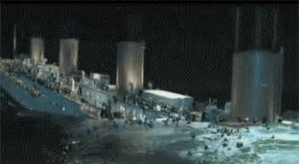 titanic gif find share on giphy