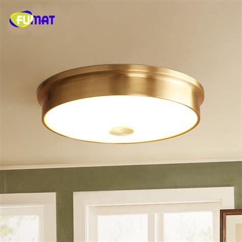 luminaire plafond chambre fumat laiton plafonnier moderne led plafond le pour