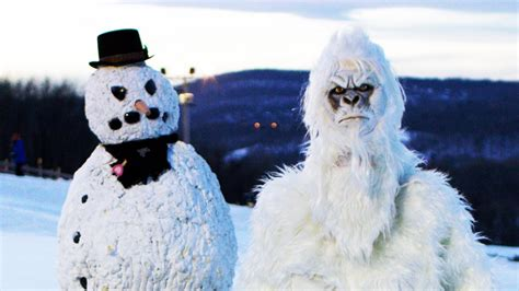 Himalayas Yeti Abominable Snowman