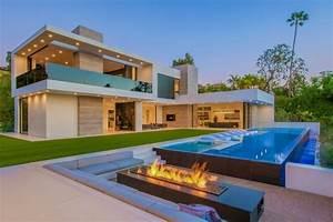 Moderne Häuser Mit Pool : 110 sch ne h user die echte hingucker sind ~ Markanthonyermac.com Haus und Dekorationen