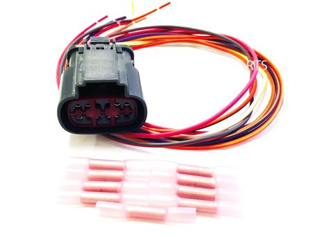 E40d Wiring Harnes Repair Kit by 1996 F250 E4od Wiring Harness Wiring Library