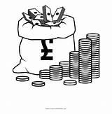 Money Coloring Bag Colorear Dinero Para Vippng Ai Downloads Resolution Kb Views Format  Cartoon sketch template