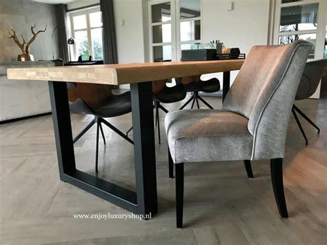 luxe eetkamerstoelen met een uitstekend luxe eetkamerstoel velours fluweel davy luxury meubels