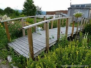 Pont En Bois Pour Jardin : pont japonais passerelle en arc pour bassin ruisseau id es et plan ~ Nature-et-papiers.com Idées de Décoration