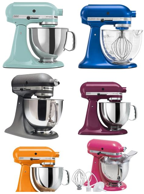 All The Colors Of The Rainbow Kitchenaid Mixer Deals