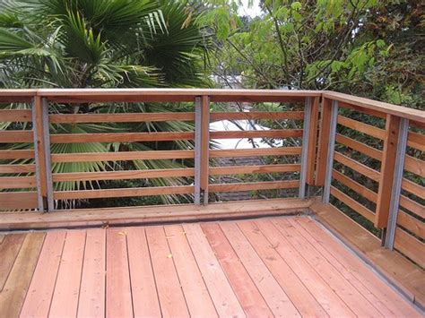 Horizontal Deck Railing Plans by Pin By Erika Fiest On Outdoor Spaces