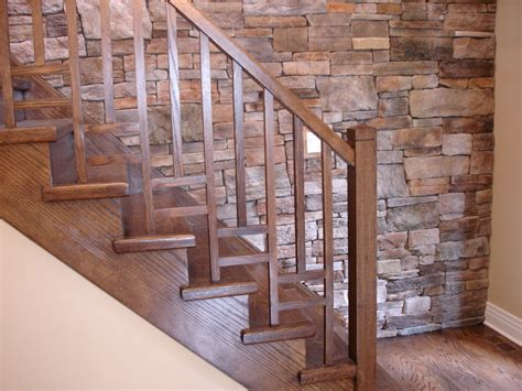 wooden banister designs modern interior stair railings mestel brothers stairs