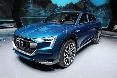 2019 Audi Q6 Etron Electric Suv Review, Release Date, Specs