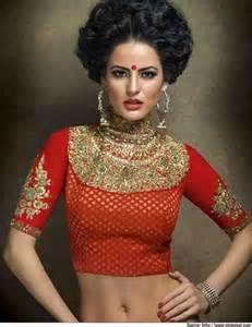 saree blouse designs 10 saree blouse designs neck designs and blouse back designs
