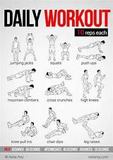 Home Workouts Daily Images