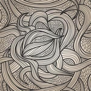 Paper Cutting Pattern