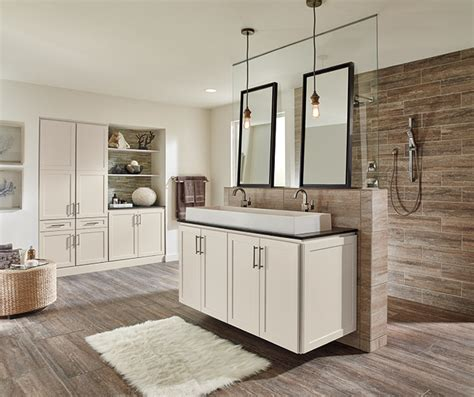 White Cabinets In Bathroom by White Bathroom Cabinets Homecrest