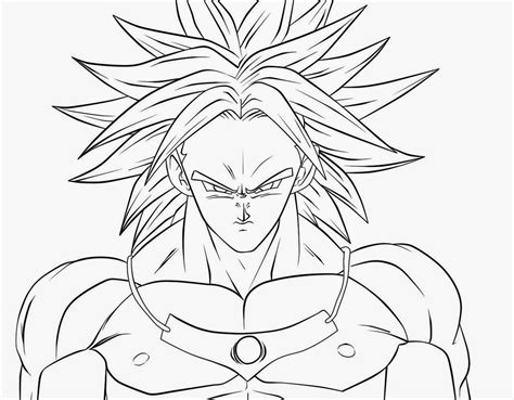 dragon ball z coloring page costumepartyrun