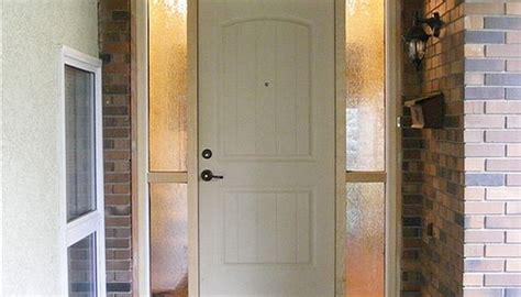 wood vs fiberglass door homesteady
