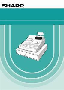 Sharp Cash Register Xe