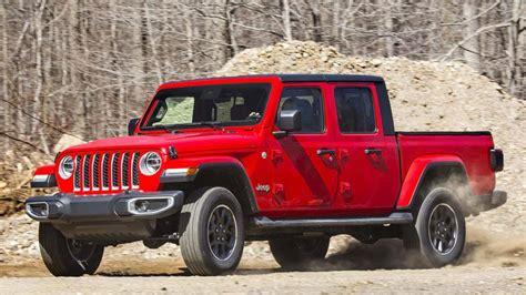 jeep gladiator  car  drivers   list
