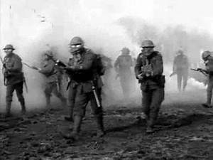 Picture suggestion for Chlorine Gas Ww1 Effects