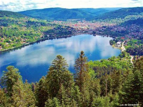 chambres d hotes gerardmer le lac de gérardmer guide tourisme vacances
