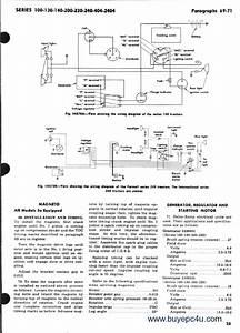 Farmall 100 Wiring Diagram