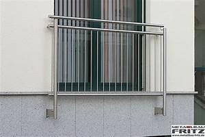 franzosischer balkon edelstahl 11 08 schlosserei With französischer balkon mit spielhaus garten modern