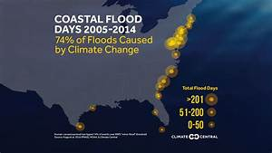 Atlantic Coastal Flood Days | WXshift