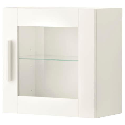 meuble haut cuisine profondeur 30 cm top brimnes lment mural porte vitre blanc largeur cm