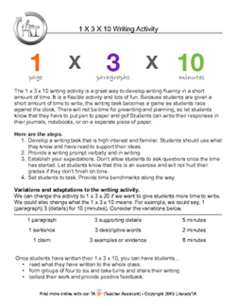 17 Best Images Of Informational Text Worksheets For 8th Grade  6th Grade Text Structure