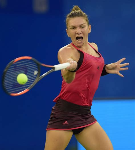 Tennis Abstract: Simona Halep WTA Match Results, Splits, and Analysis