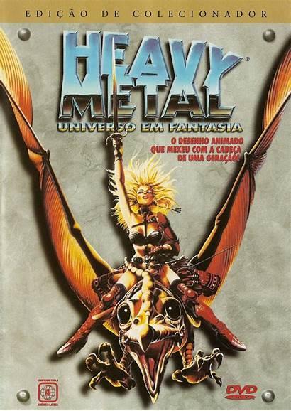 Heavy Metal Fantasia Universo 1981 Dublado Filme