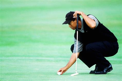 How Tiger Woods sparked a dramatic shift in the golf-ball ...