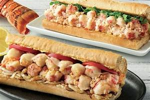 Book Report Sandwich Toasted Seafood Sandwiches Lobster Seafood Scampi Bake