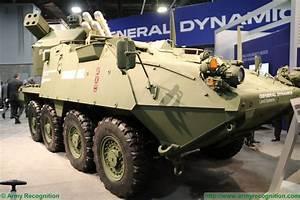 New General Dynamics Stryker MSL short-range air defense ...