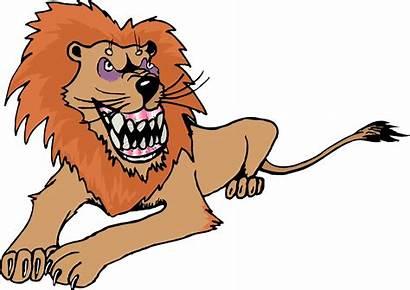 Lion Clip Clipartix