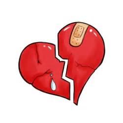 Broken Bleeding Heart