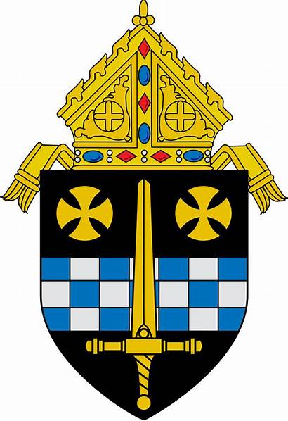 Diocese Pittsburgh Catholic Roman Svg Archdiocese Wikipedia