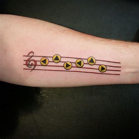 delightful piece   tattoos zelda tattoo