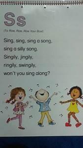 Abc Flip Chart S Alliteration Poem Alliteration Preschool Songs