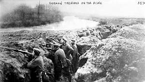 Wwi Centennial  The Birth Of Trench Warfare