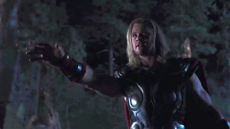 the avengers thor vs iron man short youtube
