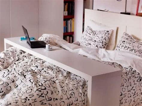 Bett Tisch Ikea by Ikea Malm The Bed Table Bedroom In 2019 Bed Table
