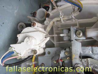 lavadora lg no centrifuga falla de freno fallaselectronicas